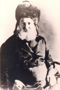 The Beis Yitzchak - The father-in-law of Rav Nosson Levine and grandfather of Rav Aharon Levine