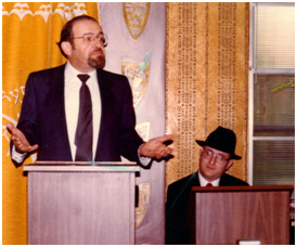Rabbi Dr. Norman Lamm