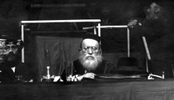 The Reisha Rav Addressing The Third Knessiah HaGedolah in 1937