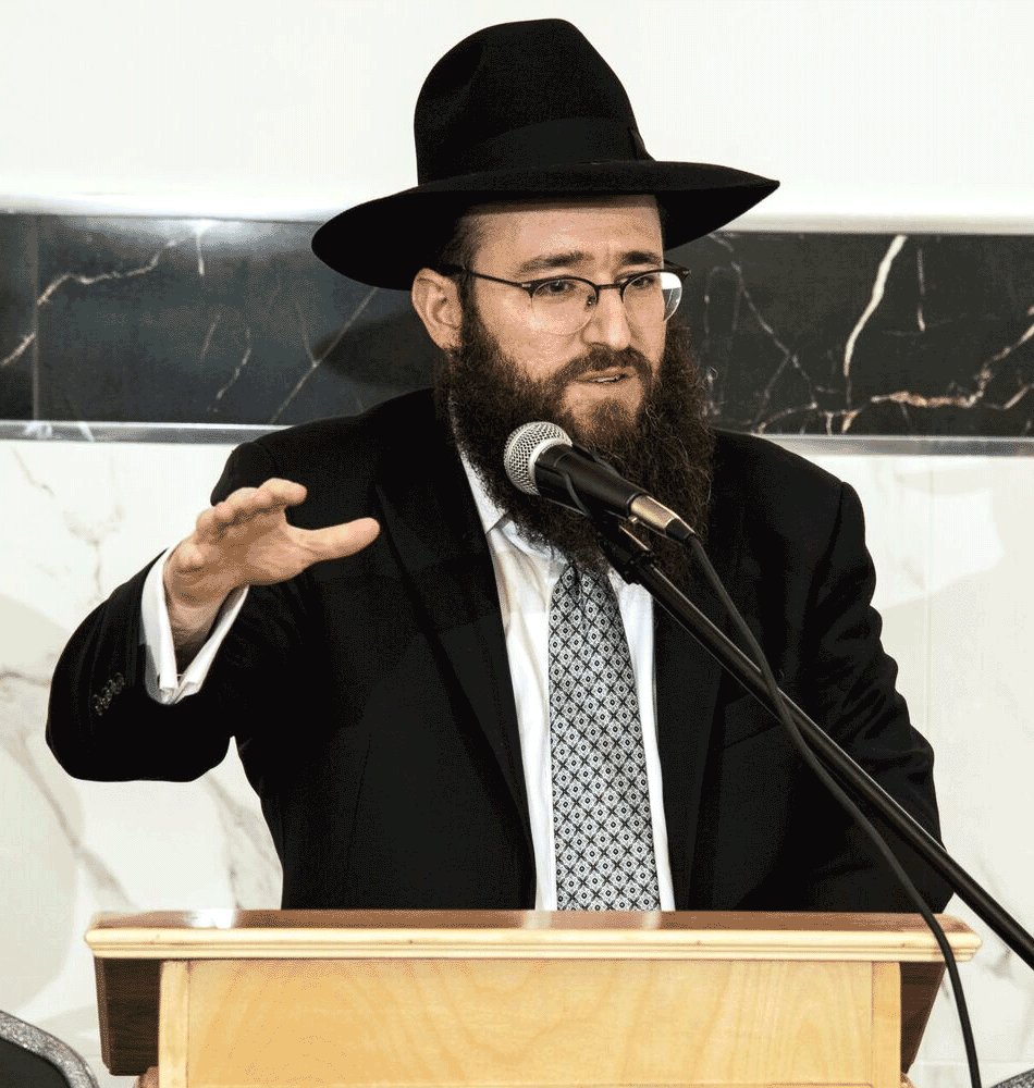 Rabbi Nosson Levine