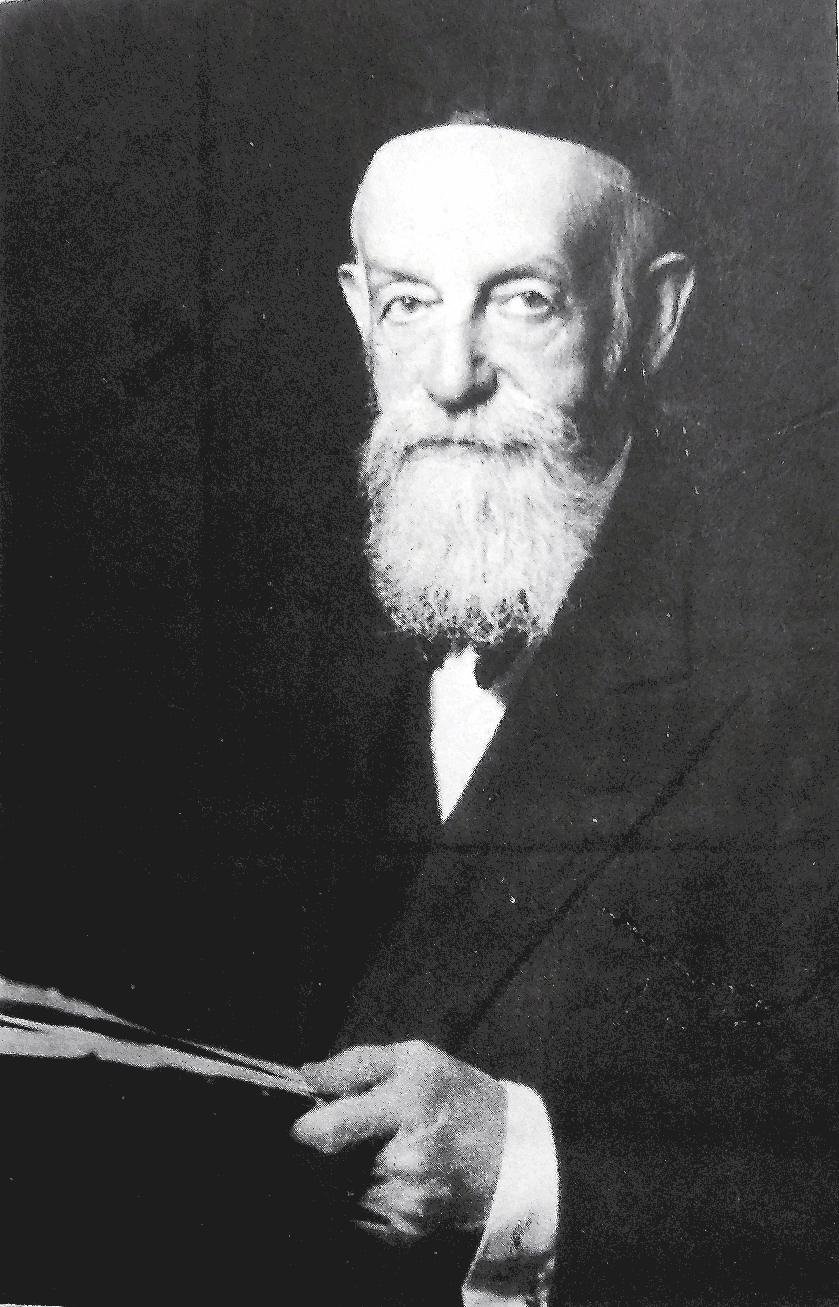 Rabbi Jacob Rosenheim